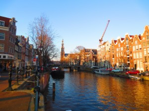Amsterdam sehenswürdigkeiten- Kanäle