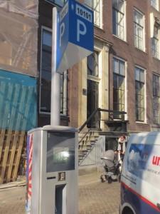 Amsterdam parkschein - Anreise nach Amsterdam