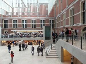Amsterdam Museen - Rijksmuseum