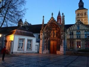 Maastricht Niederlande Urlaub